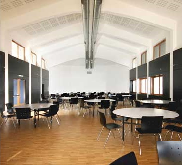 Salle polyvalente, Flanthey
