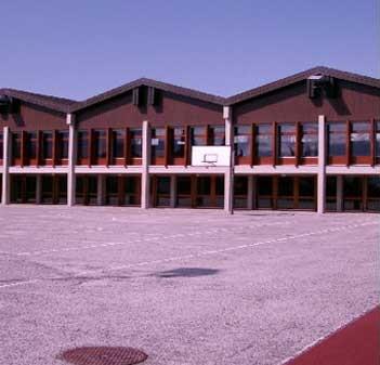 Salle de protection civile, Lens